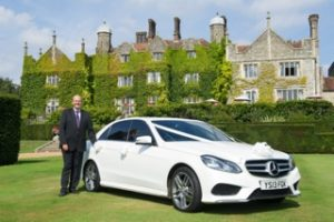 Wedding Chauffeur Hire London
