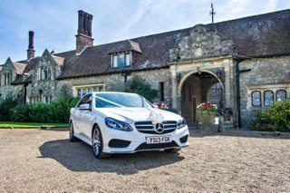 Mercedes Wedding Car Kent